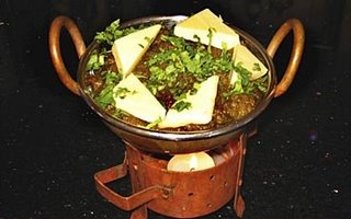 Palak Paneer ; Indian Vegetarian Recipes