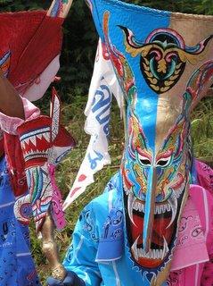 Phi Ta Khon Festival Loei Thailand