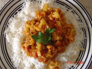 Rice and Vegie Pilau