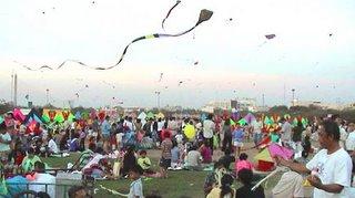 Thai Kite Festival Thailand