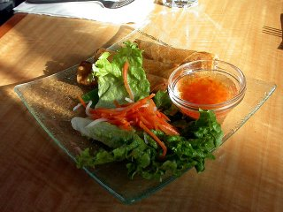 Thai Spring Roll Recipe Vegetarian