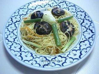 Thai Stir-Fried Mee Sua Noodles Vegetarian