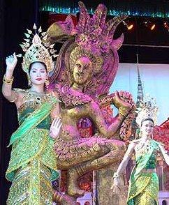 Tiffany Show Pattaya Thailand