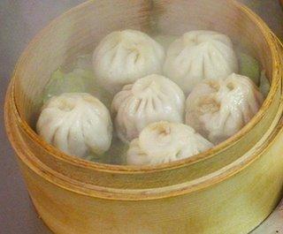 Tofu Dumplings is Called Ka Noom Jeeb Vegetarian Food.