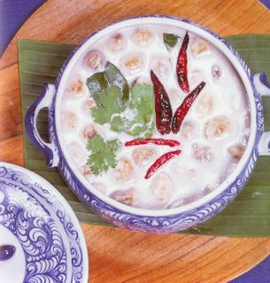 Tom Yam Hed is famous food for Thai food