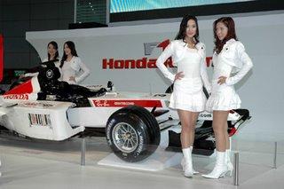 Bangkok Motor Show F1