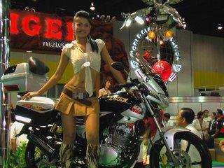 Bangkok Motor Show Presenter