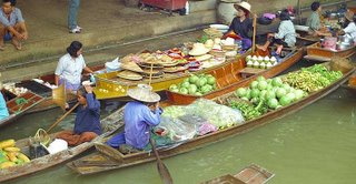 Floating Market Traders