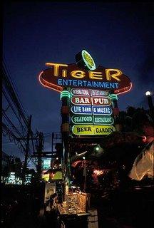 Thailand Phuket Patong Night