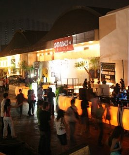 RCA Bangkok at Night