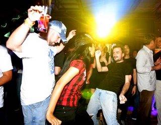Dancing in RCA
