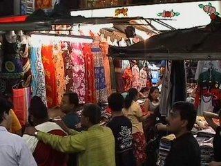 Bangkok Thieves Market