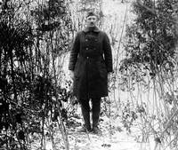 Sgt. Alvin York; photo courtesy of the U.S. National Archives