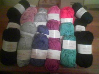KnitPicks order!