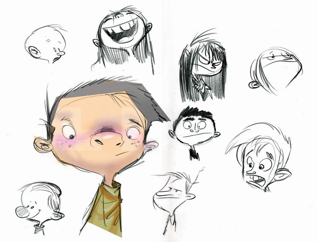 Children S Book Character Design : John nevarez november