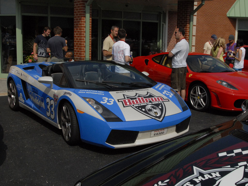 Bullrun 2006: Day 3, Lake Forest Sports Cars
