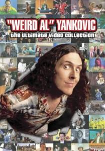 """WEIRD AL"" YANKOVIC – the ultimate video collection... on DVD"