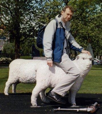 Goble-sheep (from Greek mythology)