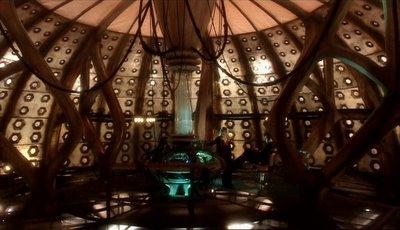TARDIS interior