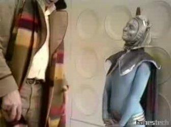 The Fourth Doctor with Lady Romanadrvoratrelundar III