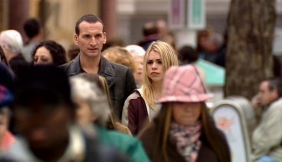 The Doctor and Rose - have they actually had their chips?