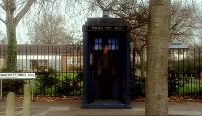Some of my TARDIS is missing