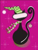 Santa Kitty