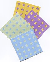 Starfish Disposable Party Coasters