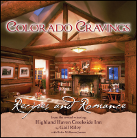 Colorado Cravings Book Cover
