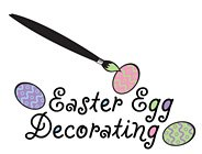 Easter Egg Decorating Header