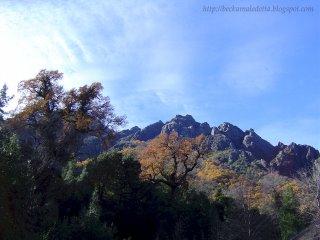 Cerros de El Melado
