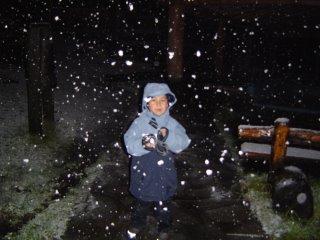 La Nieve Sobre Francisco