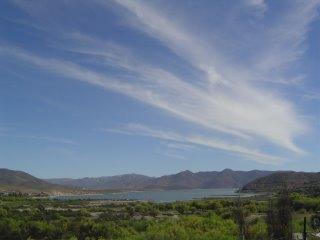 Vista de el Elmbalse La Paloma