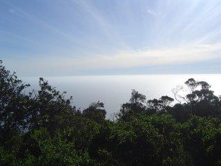 Cielo + Mar = Vista desde el Cerro