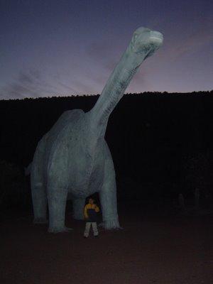 Francisco y el Dinosaurio