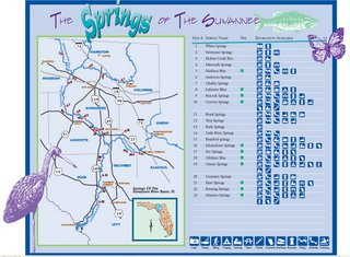 Springs of the Suwannee