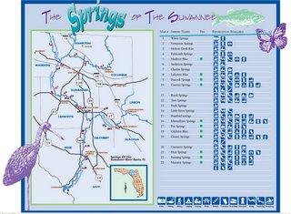 Springs of the Suwannee