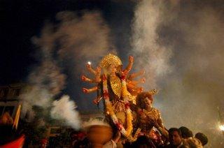 Durga Festival. SRT