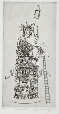 Dibujo, Esther Hernández