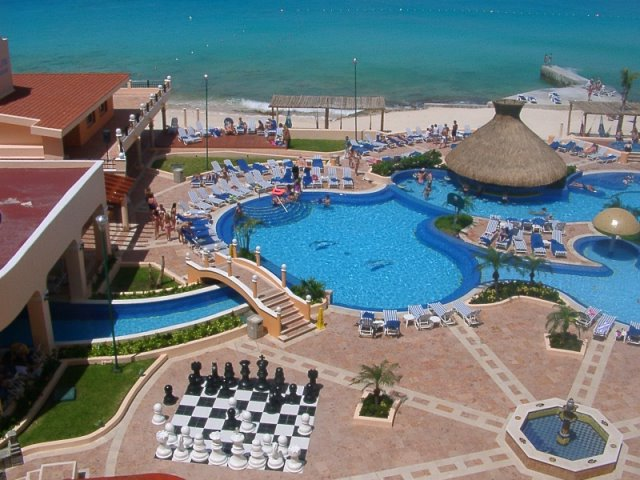 El Cozumeleno Beach Resort Restaurant