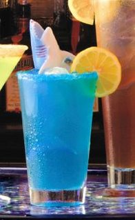 Blue Raspberry Vodka Drink Mix