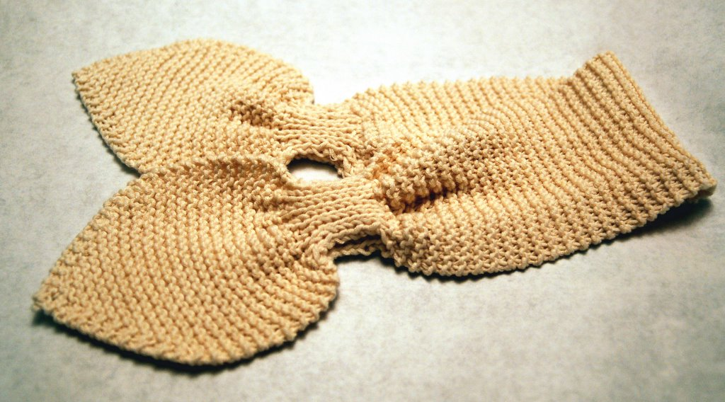 Knitting Pattern For Baby Hat And Scarf : disdressed: Pattern for baby scarf