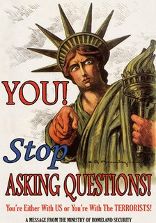 Poster:stop asking questions
