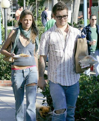 Jack Osbourne & His Babe