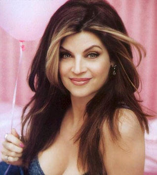 Kirstie Alley &amp; Al Pacino Hook Up