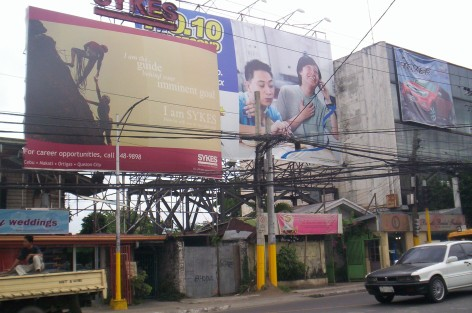 outdoor advertising association of the phils
