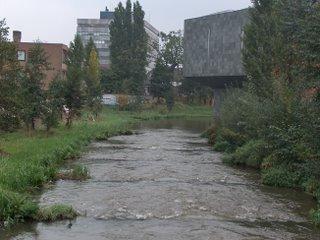 Het Van Abbe van buiten, 26-09-2006