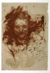 Mancini-Zelfportret, ca. 1906