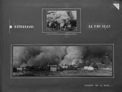 Fotoalbum W. Th. Stolk, juli 1941, p. [1]