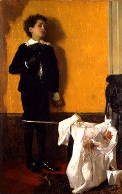 Mancini-Na het duel (1872)